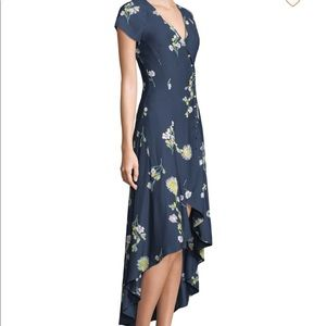 Free People Lost In you Floral Maxi Dress-New- XS